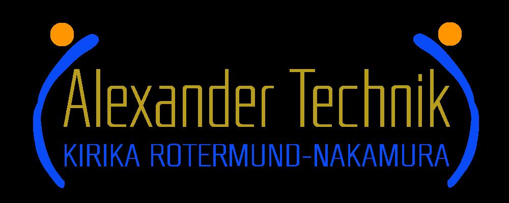 Alexandertechnik | Kirika Rotermund-Nakamura